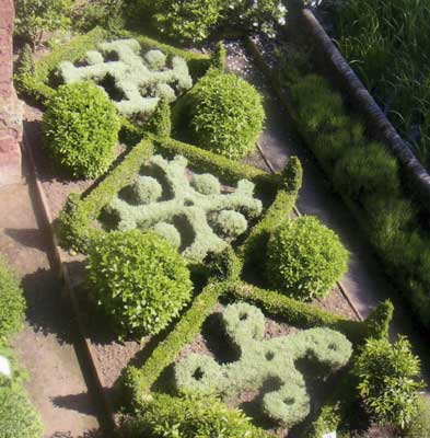 knot garden design ideas vertical home garden